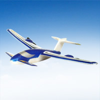 Turbo Fury Mini RC Plane