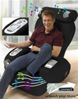 iJoy ZipConnect Massage Chair