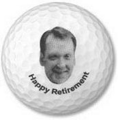 Custom Image Golf Balls