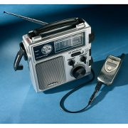 The Cell Phone-Charging Hand-Crank Radio
