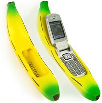 Banana Phone Holder