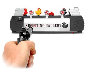 Duck Shooting Gallery