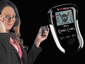 ST-TG-286L Portable Lie Detector