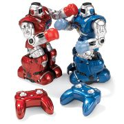 Robotic Pugilists