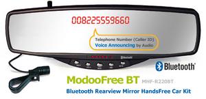 Rear Bluetooth Mirror