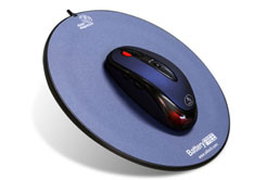 A4Tech's Battery-free Wireless Mouse