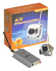 Wireless Mini Spy Camera With Night Vision