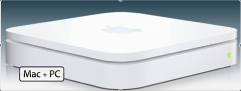 Apple's new AirPort Extreme