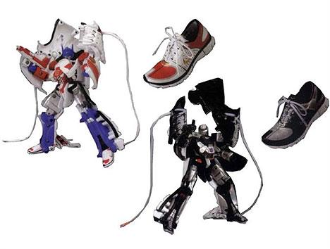 Transformer Nikes