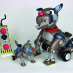 Lucky Dawg, your robotic best friend