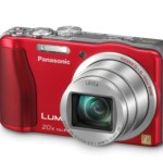 Panasonic Lumix DMC-ZS20 is slimmest digital camera with 20x optical zoom lens
