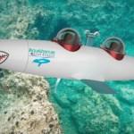 SeaBird personal submarine