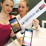 LG Optimus 4X HD sports four cores within