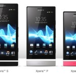 Sony Mobile unleashes Xperia NXT series with XPERIA P and XPERIA U