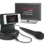 iPhone To Television Karaoke Player