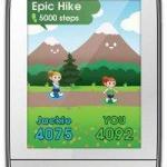 Striiv Smart Pedometer has Activity Motivation System