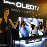 Samsung to mass produce 55″ OLED TV