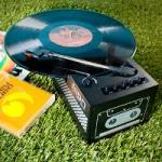 Ultra-Portable USB Turntable