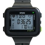 Epson E200 wrist watch pulse monitor
