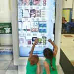 Tesco announces interactive virtual grocery store at Gatwick Airport