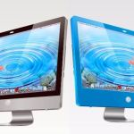 Touchscreen iMac?