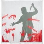 Spooky Shower Curtain
