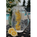 Fruit Infusion Natural Fruit Flavor Pitcher