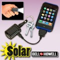 Portable Solar Key Chain Charger
