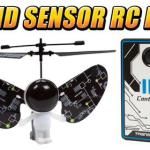 Spaceman VFO Hand Sensor Electric RC Helicopter UFO