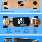 A Different Sort of Foot Powered Skateboard