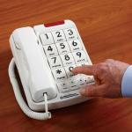 Big Button Phone