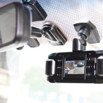 Front and Rear Recording Dash Cam captures both points of view