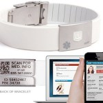 MyID Band files your medical records away on your wrist
