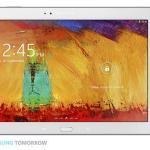 Samsung Galaxy Note 10.1 unveiled, delivers upgrades to an already popular tablet