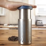 Impress Coffee Brewer gives you french press coffee on the go