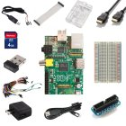 Raspberry Pi Ultimate Starter Kit