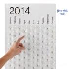 2014 Bubble Calendar