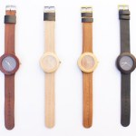 Carpenter Collection gives you a bendable wood watch