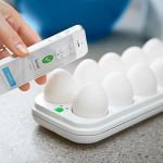 Egg Minder lets you know when you need to stock up on your eggs