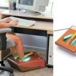Solafeet – Tanning your Feet while You Work