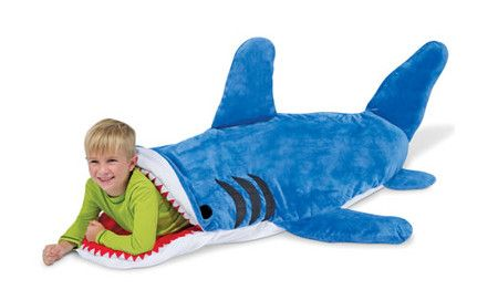 shark-bait-sleeping-bag