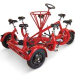 Seven Person Tricycle is surely a hoot to ride