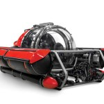 Five Person Exploration Submarine lets you shoot your own underwater movies