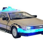 Back To The Future Mark I DeLorean Time Machine would look good on any desk