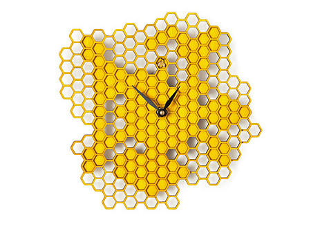 busy-bee-wall-clock