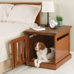 Nightstand Dog House offers added convenience in your bedroom