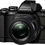 Olympus OM-D E-M10 camera announced