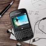 BlackBerry Q20 smartphone arriving in due time