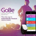GoBe helps measure your calorie intake, leads you to better health (hopefully)