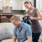 The Professional Power Massager will beat your stress into submission